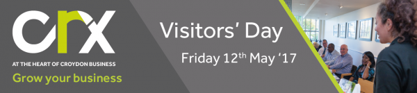 Visitor day on 12th May